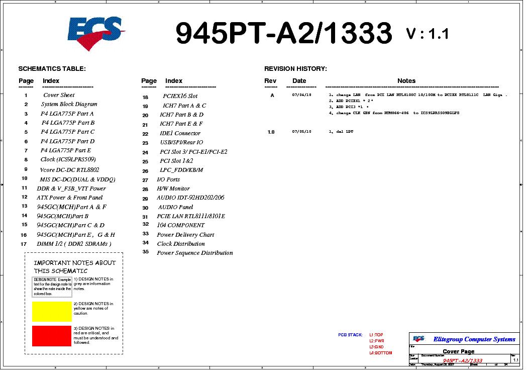 ECS 945PT A2 WINDOWS VISTA DRIVER