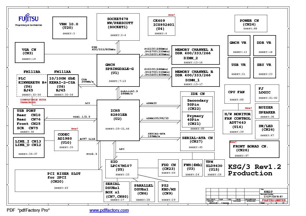fujitsu siemens amilo xa2528 fic xtb71 rev 0 2 sch service