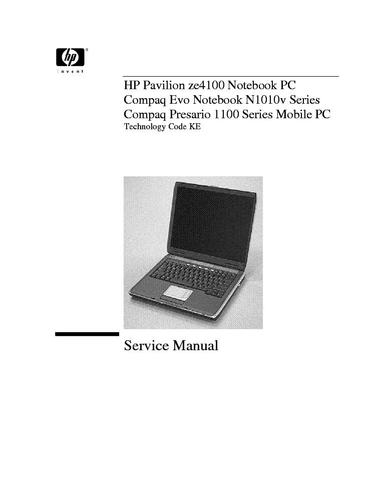 compaq evo n1020v n1000v presario 1500 service manual download rh elektrotanya com Compaq Evo Support Compaq Evo Specs