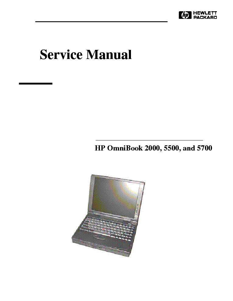 hp omnibook 2000 5500 5700 service manual download schematics rh elektrotanya com hp 6700 manual hp flexfabric 5700 switch manual