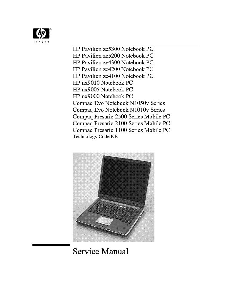 compaq presario cq70 manual