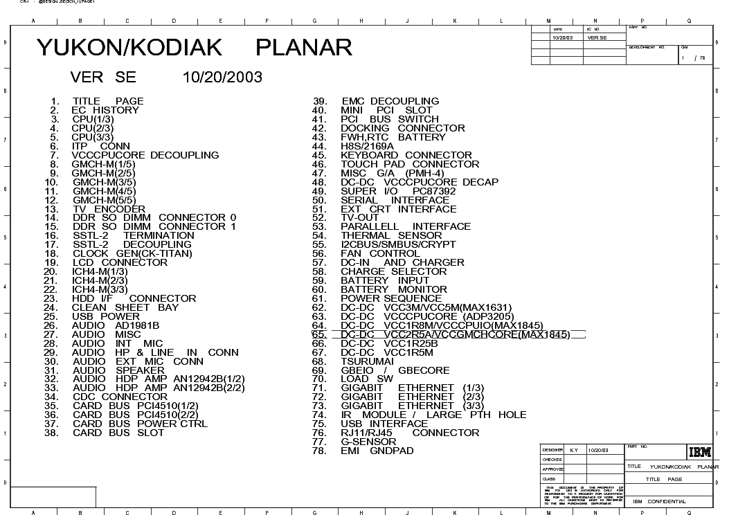 ibm r51 yukon kodiak planar rev se sch service manual download rh elektrotanya com thinkpad r51 manual ibm r51 user manual