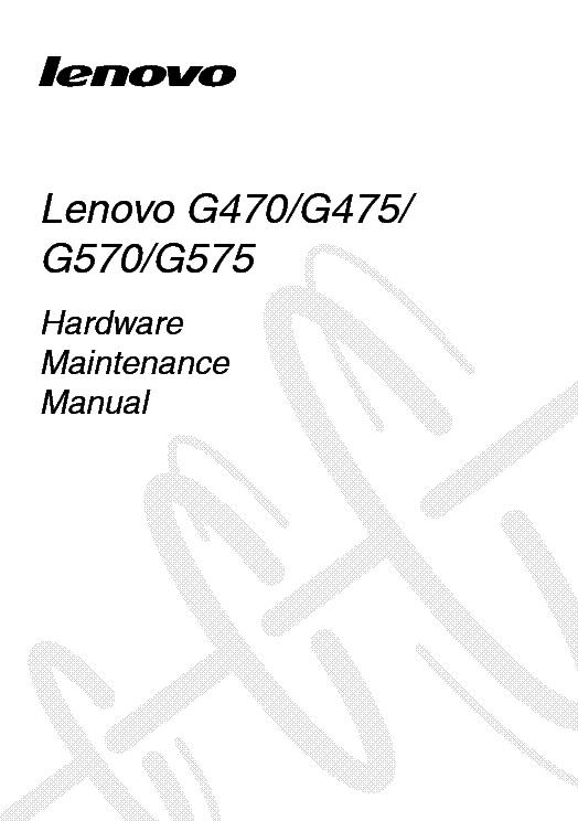lenovo g470 475 570 575 hardware maintenance manual service manual download  schematics  eeprom
