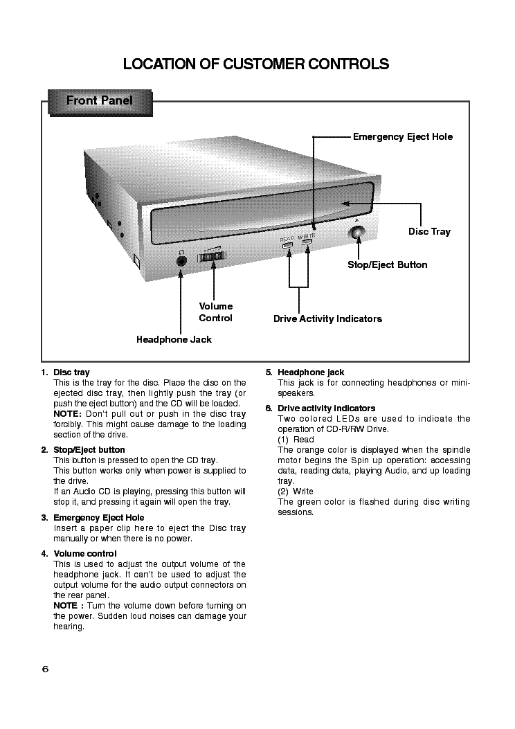 LG GCE-8400B TELECHARGER PILOTE