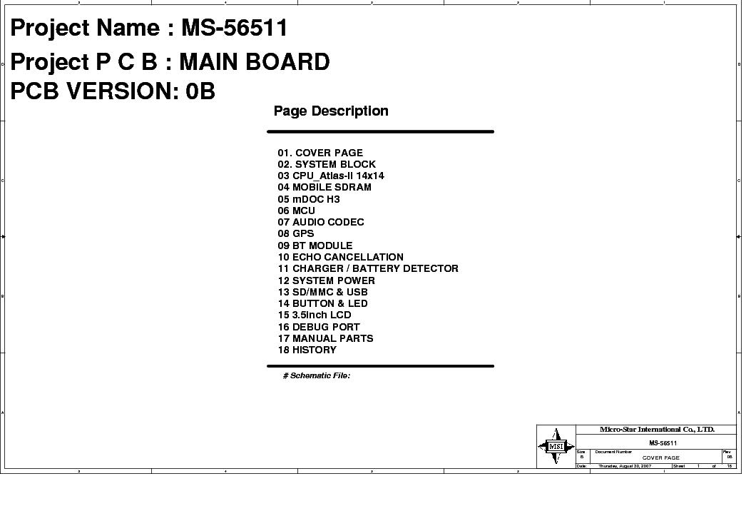 Msi ms-7318 rev 101 sch service manual download, schematics.