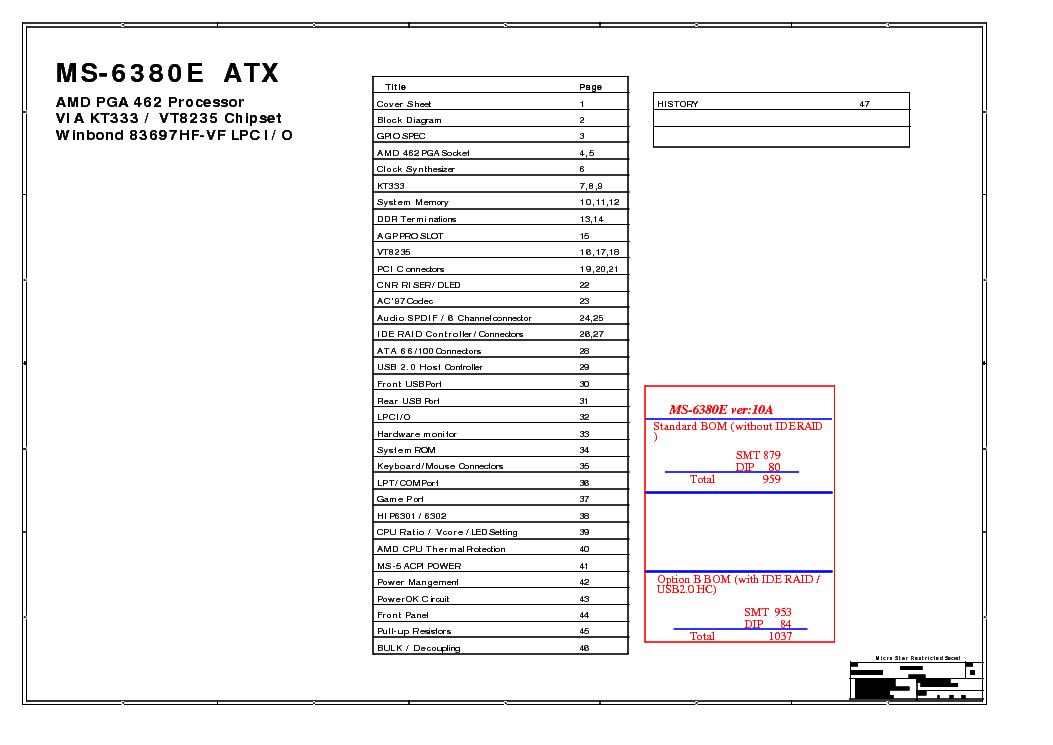 Driver for ms 6380e audio.