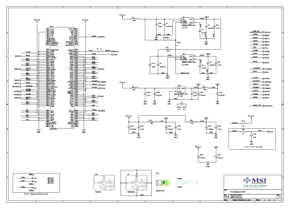 MSI MS-6834 DRIVERS WINDOWS XP