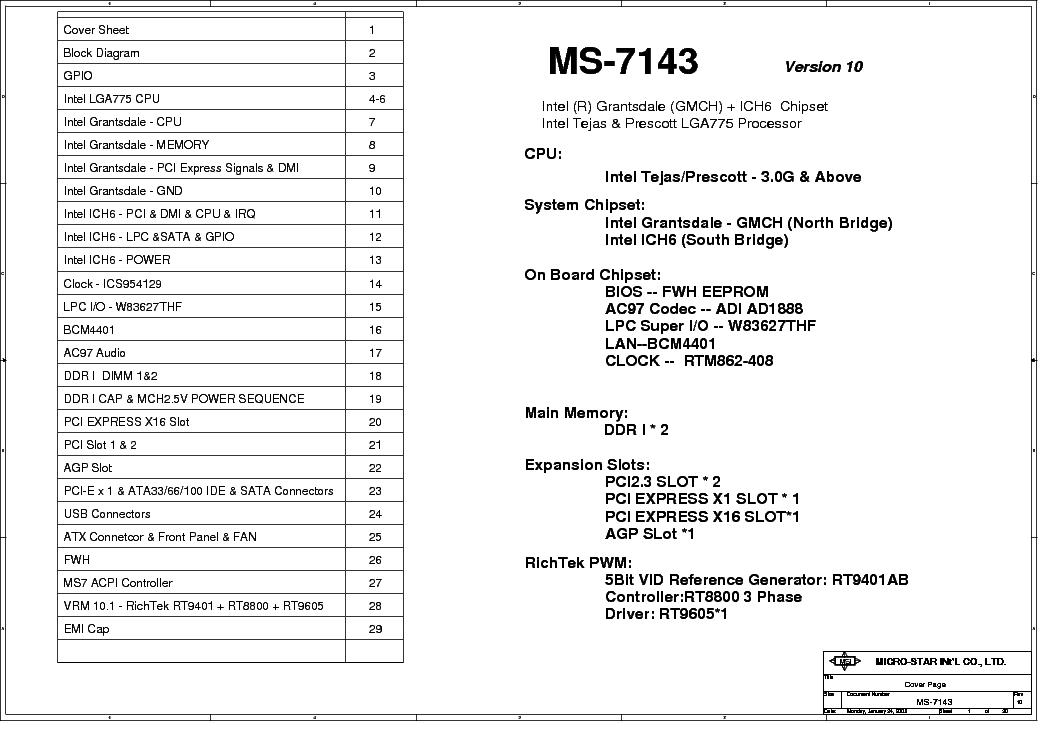 MS-7143 LAN DESCARGAR CONTROLADOR