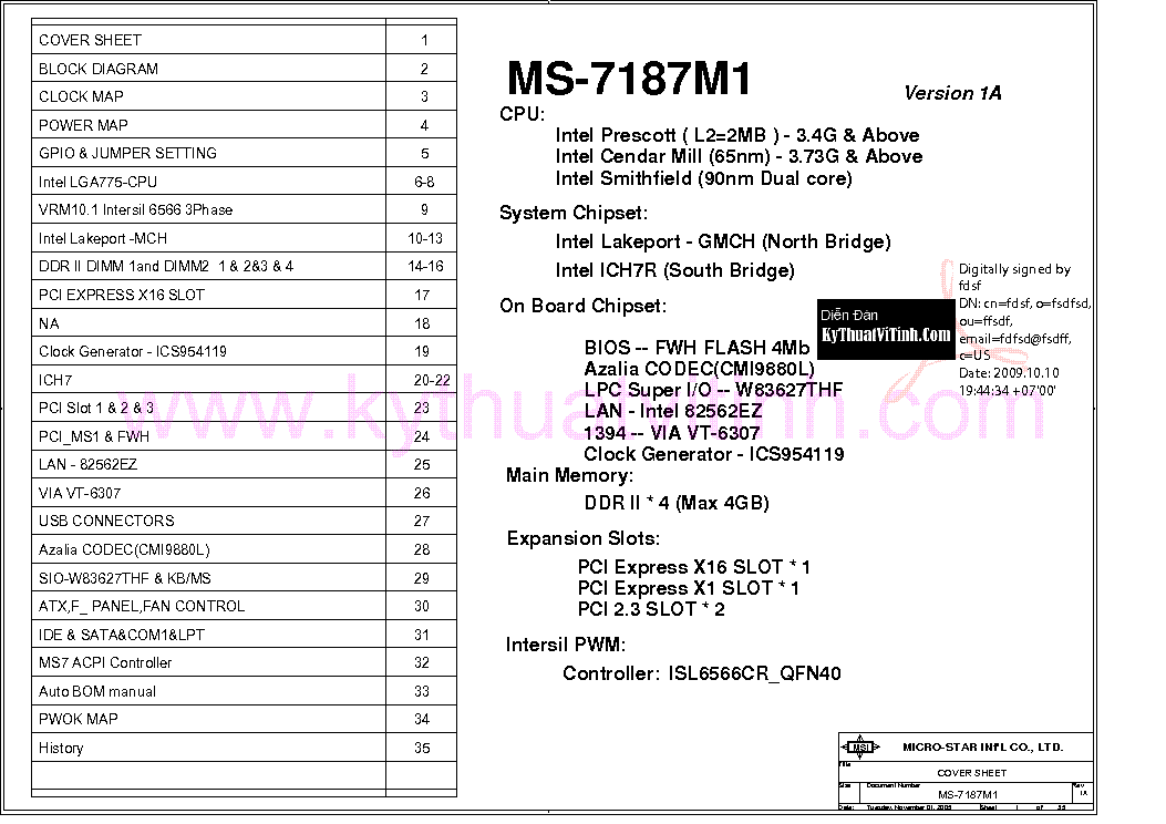 Msi rs482m4-csip user manual | 158 pages.