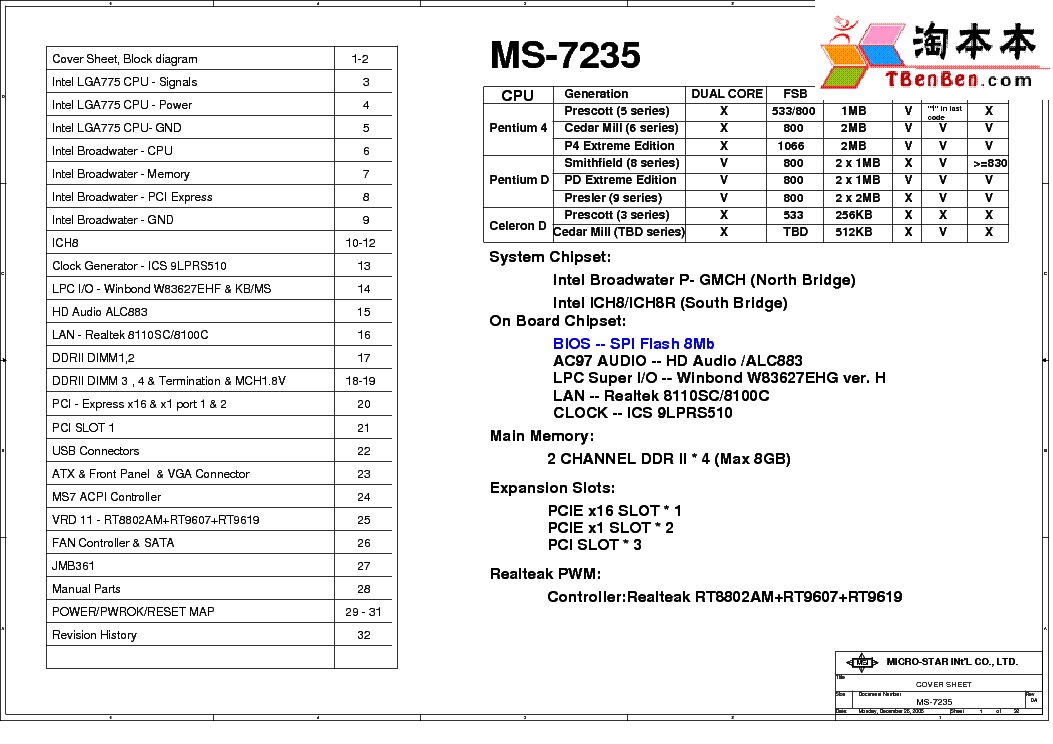 MSI MS-7235 WINDOWS 7 64BIT DRIVER