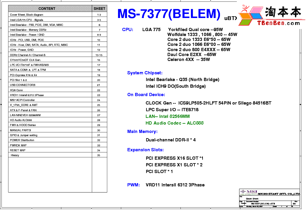 Cuba ms 7301