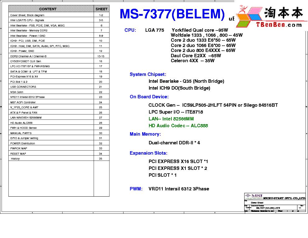 Msi kt6v ms-7021