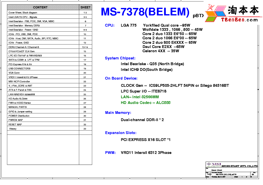 MSI MS-7378 DRIVER FOR PC