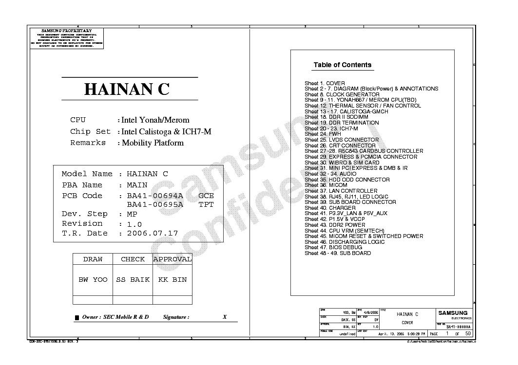 samsung x460 service manual repair guide