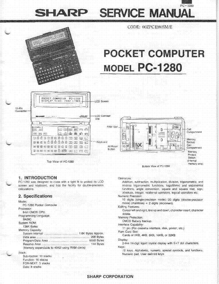 Computer Service Manual - Professional User Manual EBooks •