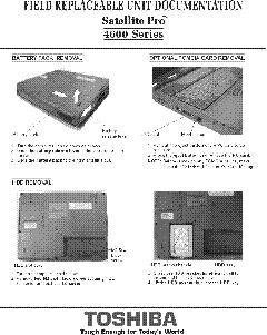 toshiba satellite pro 4600 series service manual download rh elektrotanya com toshiba laptop service manual pdf toshiba laptop maintenance manual