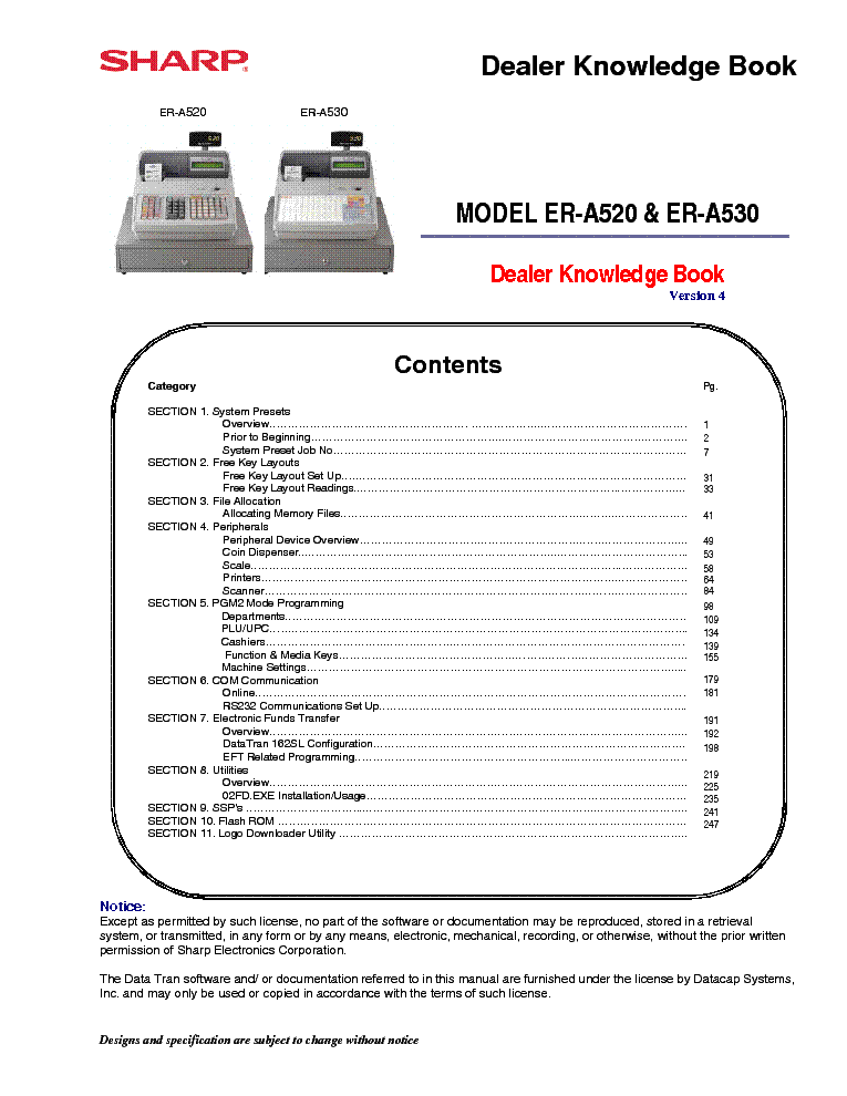 sharp xe a22h service manual download schematics eeprom repair rh elektrotanya com sharp xe-a22h cash register manual