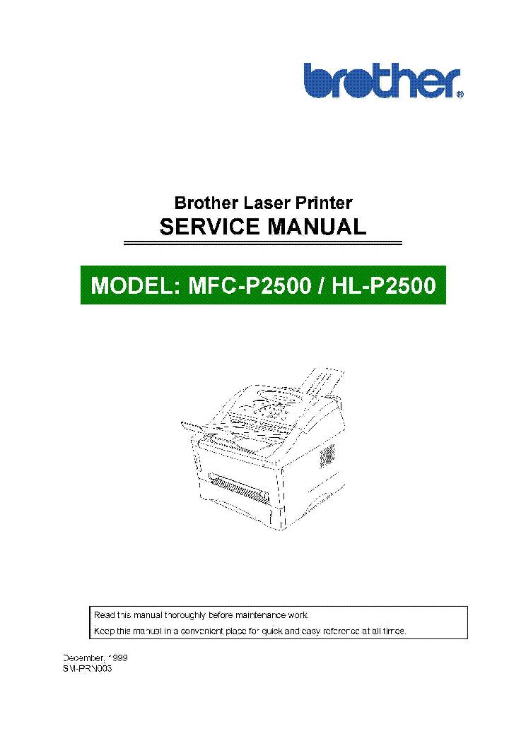 Brother Mfc 9420cn Service Manual Pdf