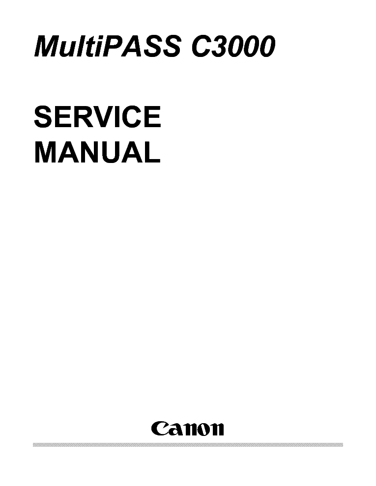 Canon Gp405 Service Manual Pdf