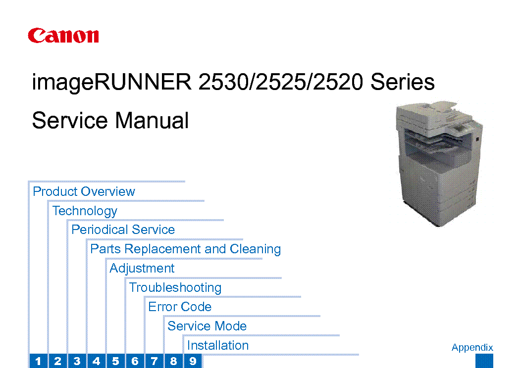 canon ip4200 service manual