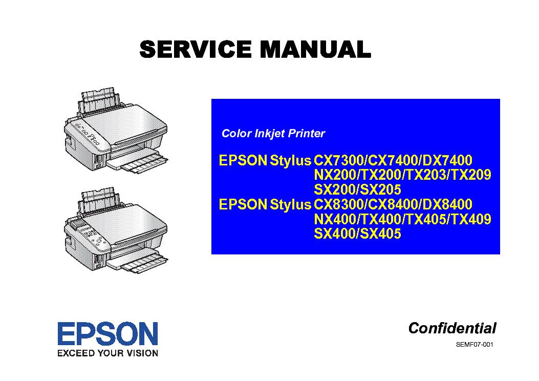 Инструкция По Установке Снпч Для Принтеров Epson Stylus Cx7300