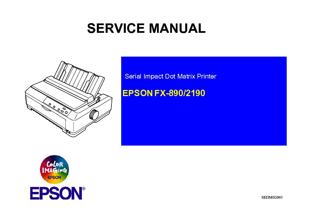 Fx 890 epson manual workforce