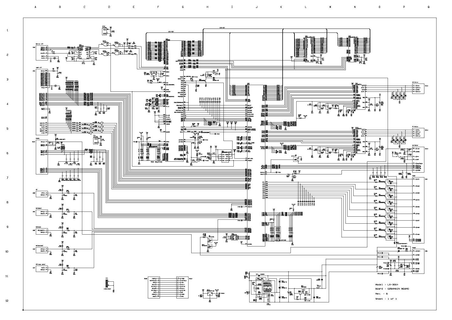 Epson Lx