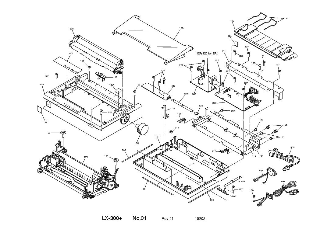 струйный принтер epson lx