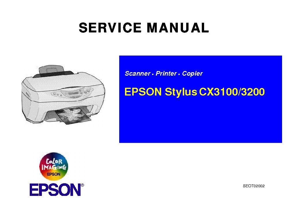Epson stylus cx3100 driver setup download.