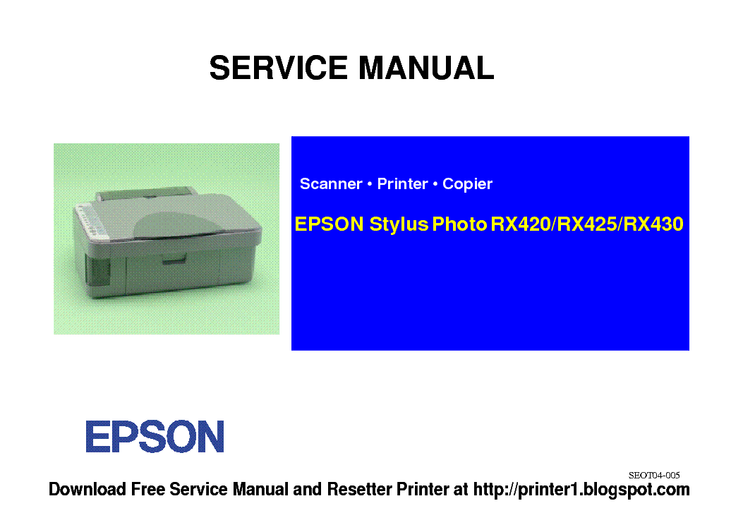 epson sx130 manual rh epson sx130 manual tempower us Parts Manual Service Station