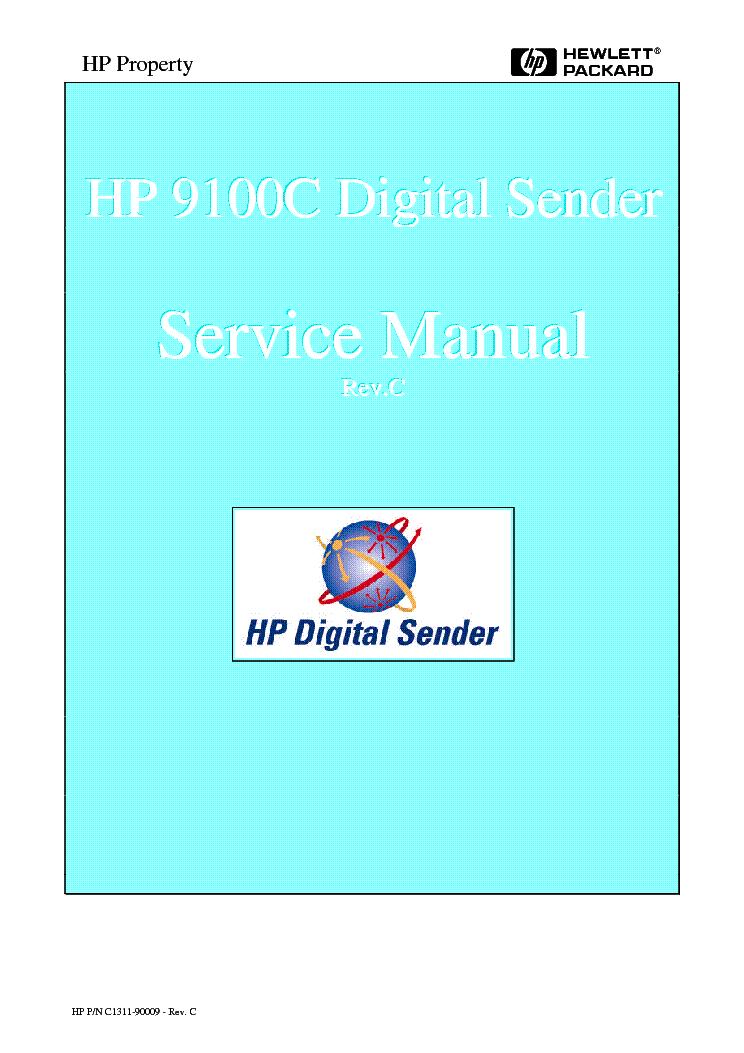 Hp laserjet 5000 parts Manual