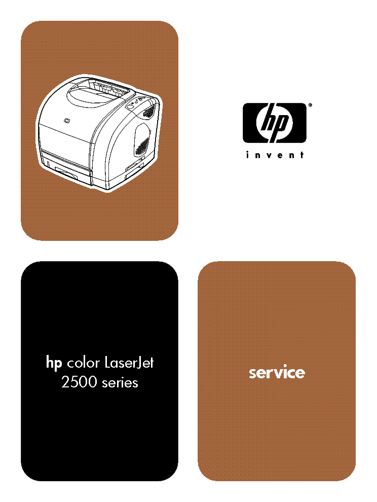 Hp laserjet 4200 printer series user manual | 48 pages | also for.