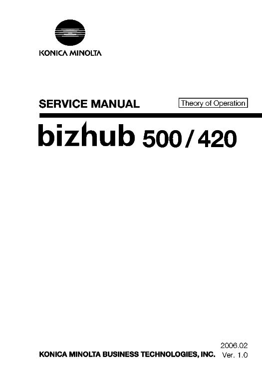 bizhub 420 manual servicedownload free software programs