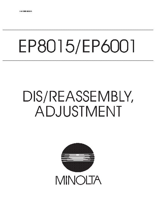 minolta ep6001 ep8015 service manual download schematics eeprom rh elektrotanya com minolta 6001 service manual minolta ep 6001 service manual pdf