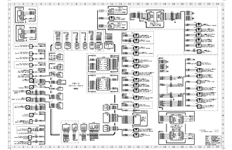 minolta di152 di183 sm service manual download  schematics  eeprom  repair info for electronics