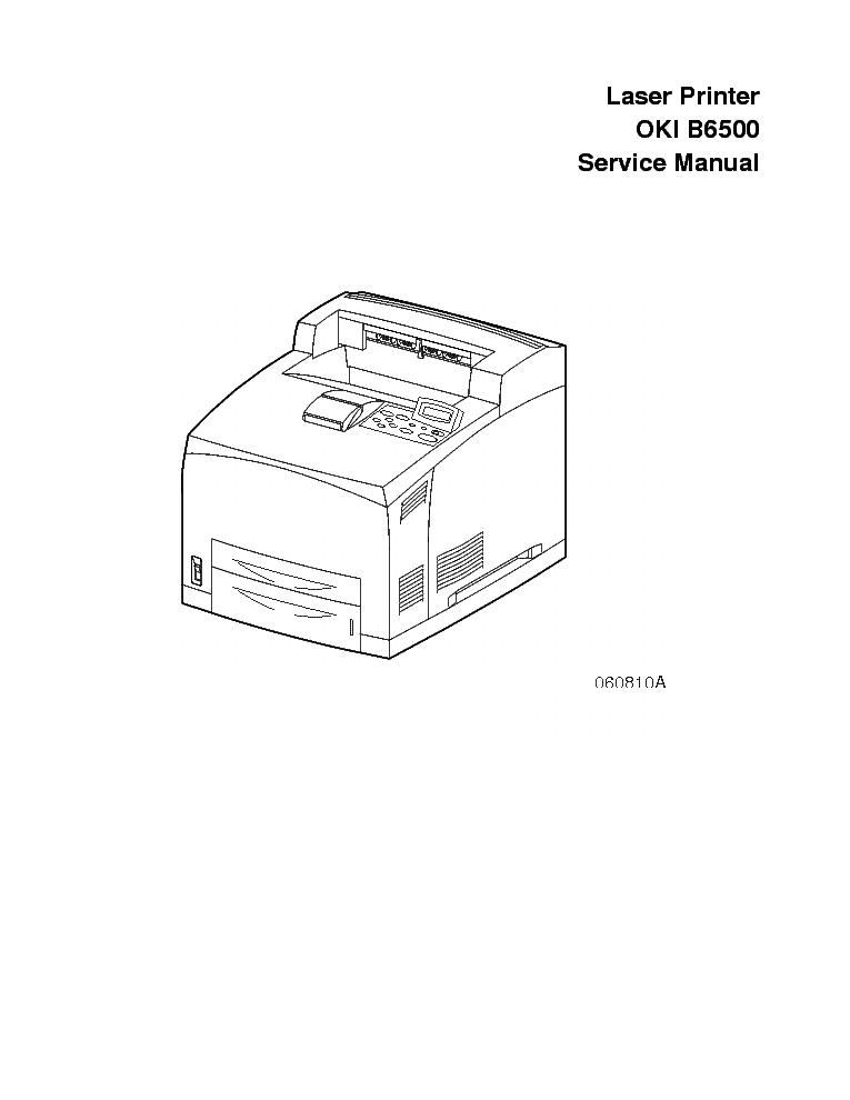 oki b6500 laser printer sm service manual download oki b6300 printer manual oki printer mc362w manual