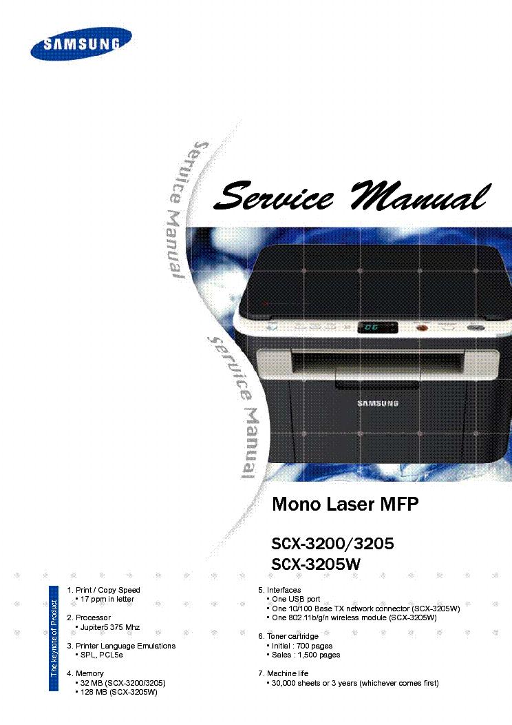 samsung scx 4600 scx 4623f service manual download schematics rh elektrotanya com