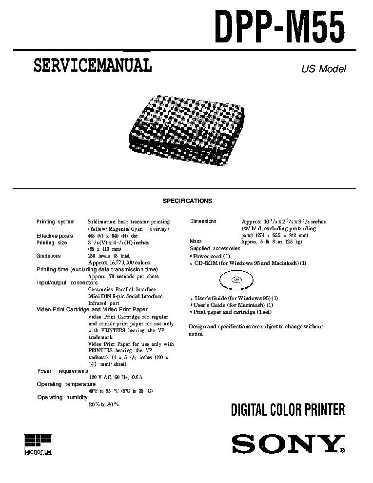 DPP M55 TREIBER WINDOWS 10