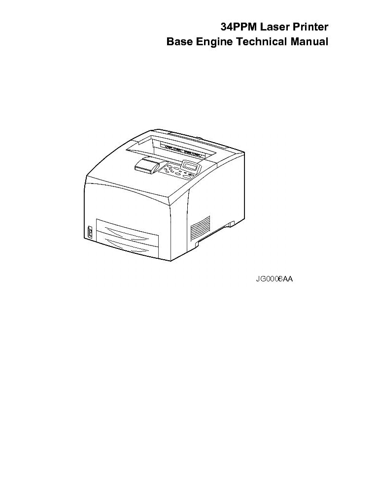 Tally 2365 service manual.