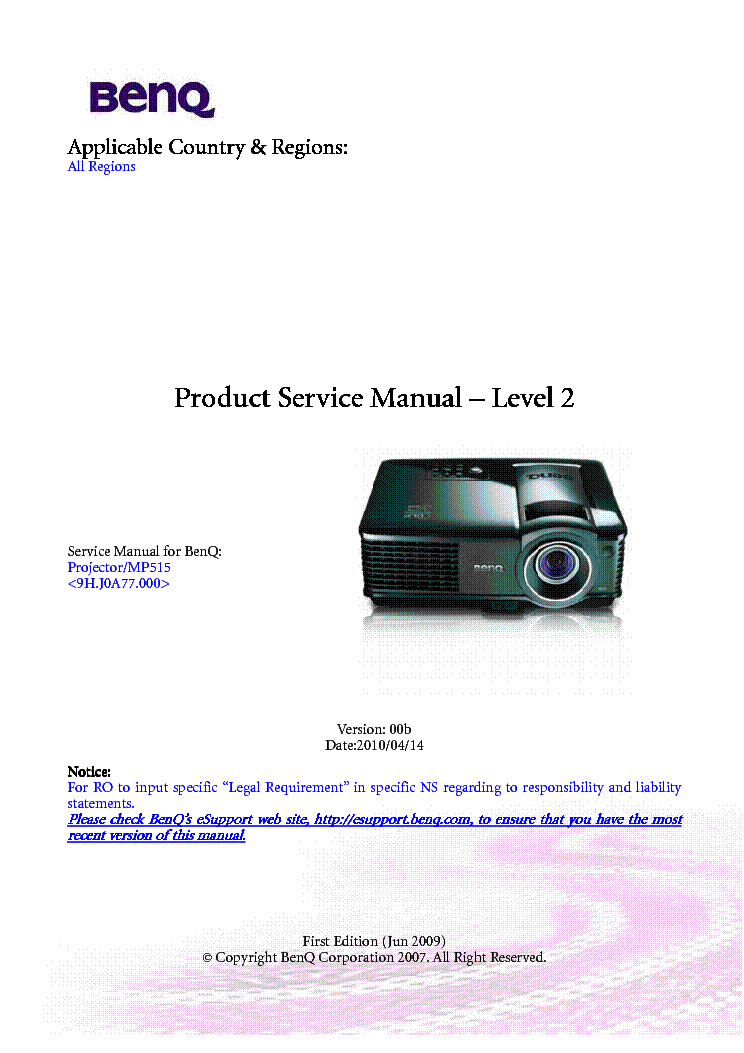 benq w700 w710st sch service manual download schematics eeprom rh elektrotanya com benq w700 manuale italiano benq projector w700 manual