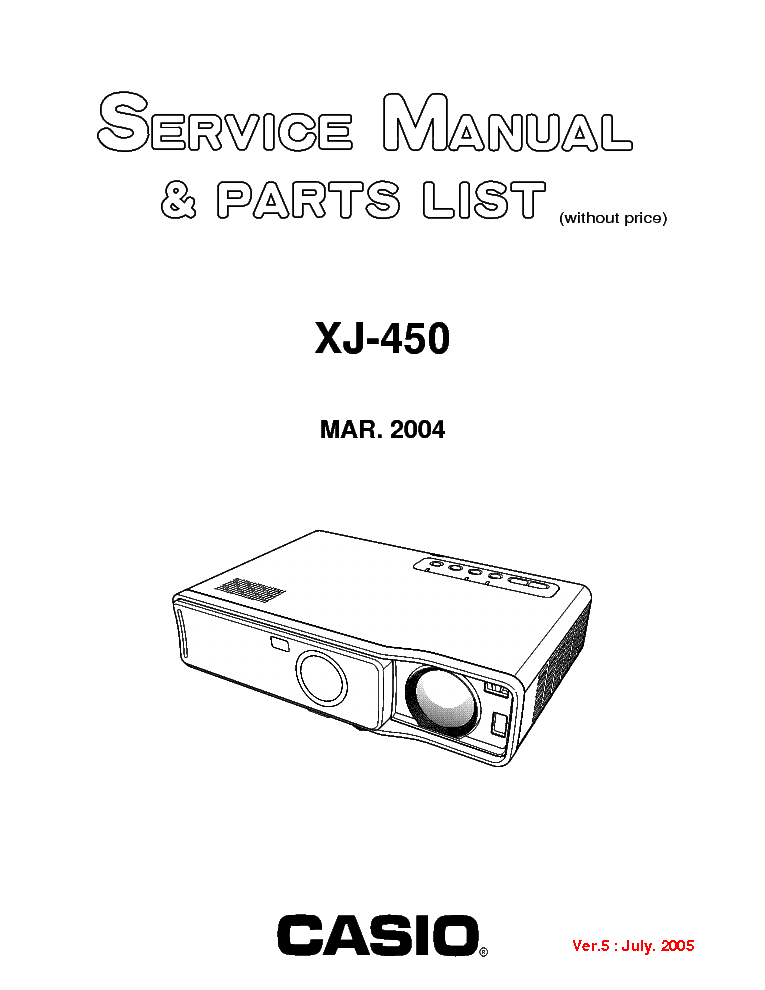 Casio tv970 c-d-n service manual [pdf document].