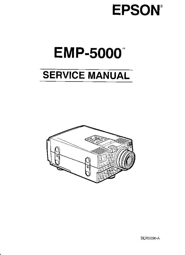 epson emp 5000 service manual download schematics eeprom repair rh elektrotanya com Epson PowerLite Projector Manual Epson Projector Troubleshooting