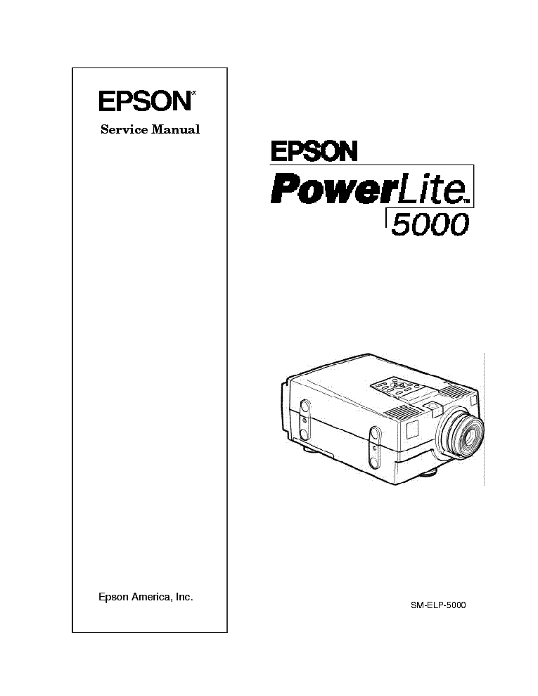 epson powerlite 5000 projector service manual download, schematics
