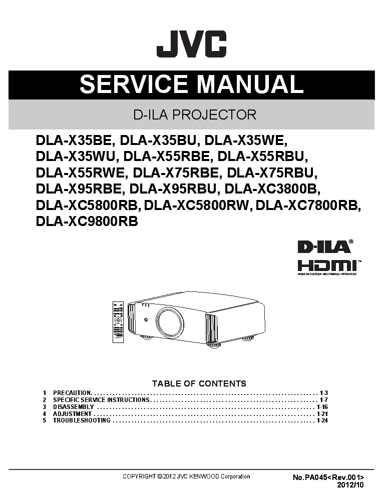 Jvc a-gx2/gx2b amplifier service manual | service manuals-pdf.