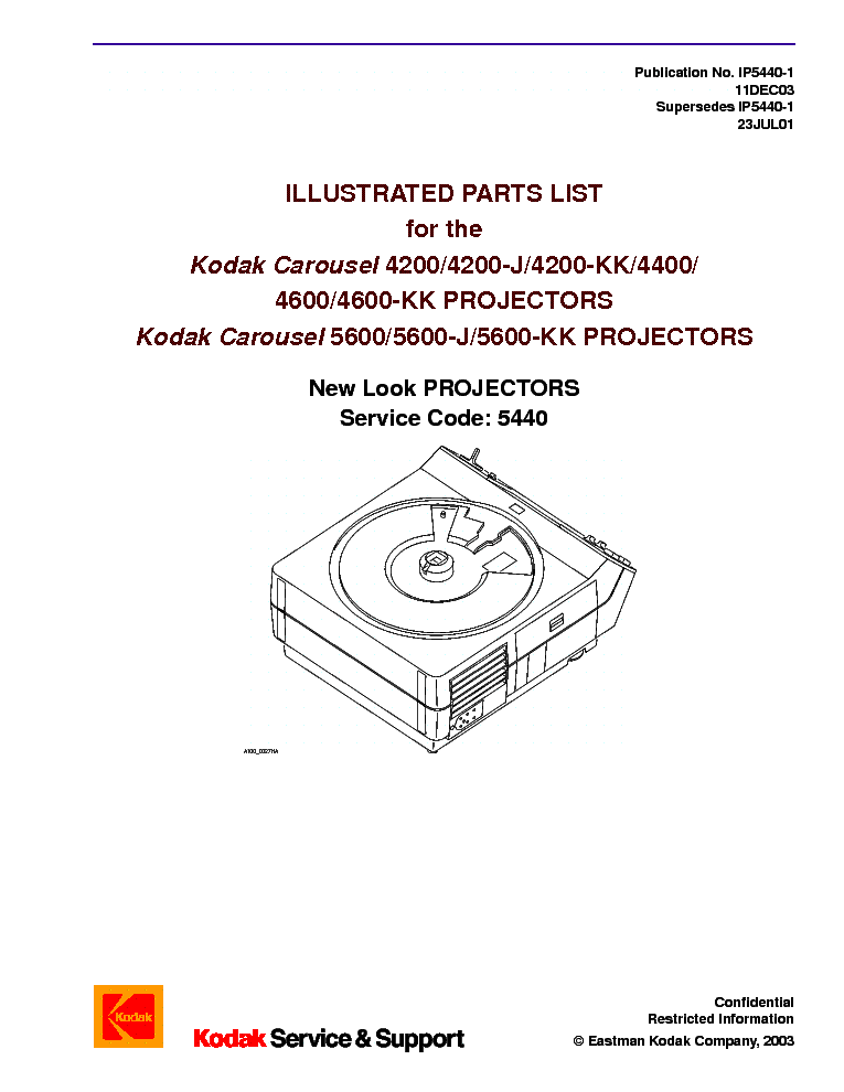kodak scanner 3000 4000 3520 sm and user guide service manual download  schematics  eeprom kodak slide projector repair parts kodak slide projector repair manual
