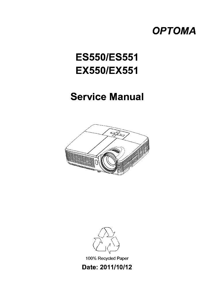 optoma hd20 manual