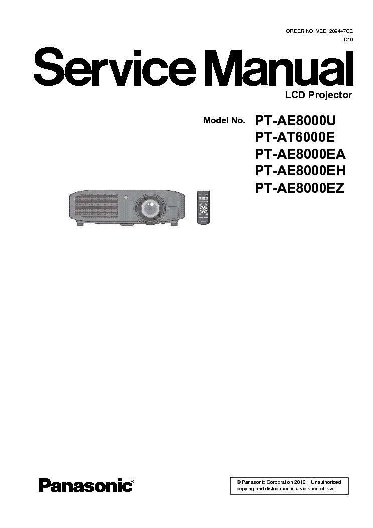 Pt ae900u manual.