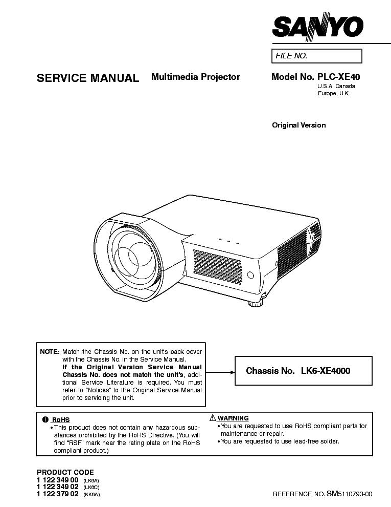 Panasonic 9450848538-remote control for plc-xe40 945 084 8538.