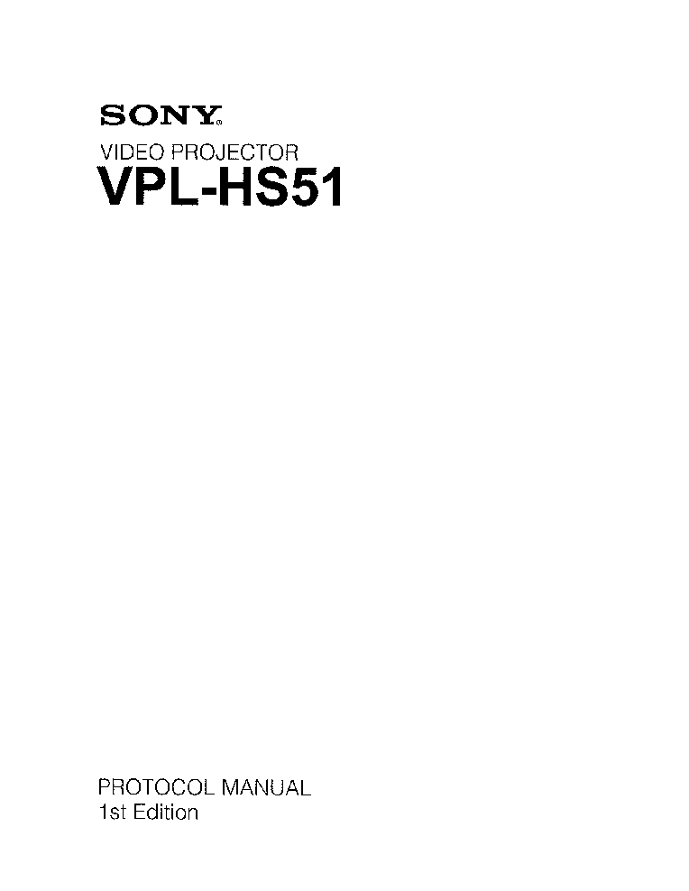 sony vpl hs51 sm service manual download schematics eeprom repair rh elektrotanya com