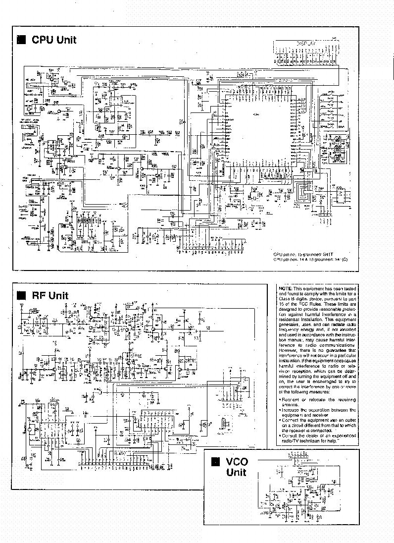 Alinco Dj S41 Service Manual Free Download Schematics